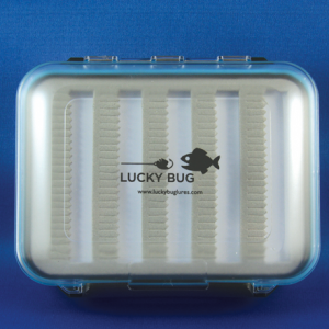 Double-sided flybox for Bingo Bug lures
